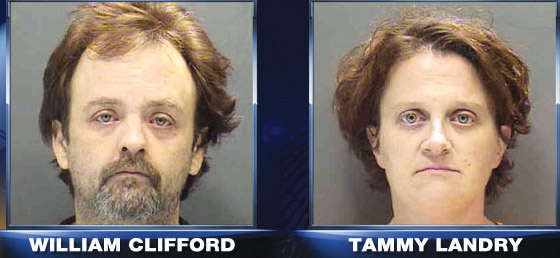 William Clifford and Tammy Landry