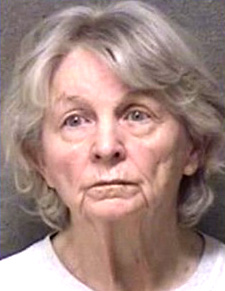 Nancy Nicewander mugshot